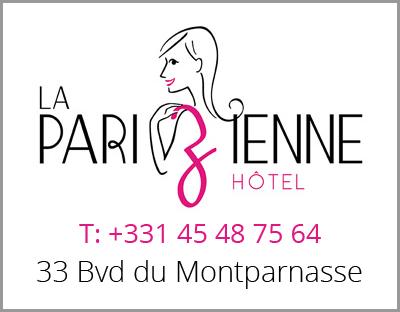 Crédit photo: http://www.hotel-laparizienne.com/fr