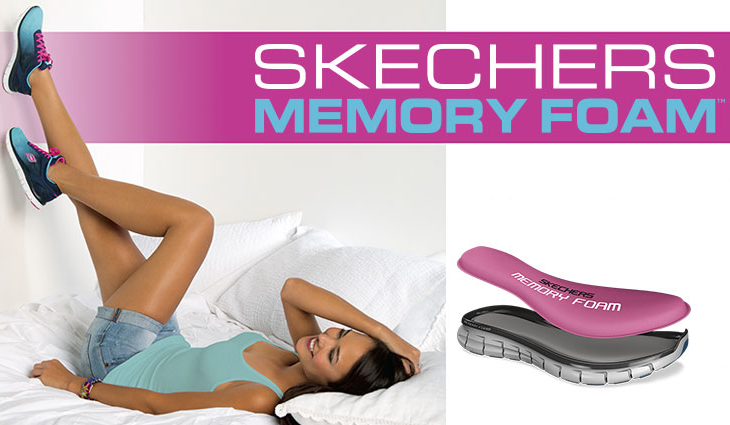 Skechers-memory-foam