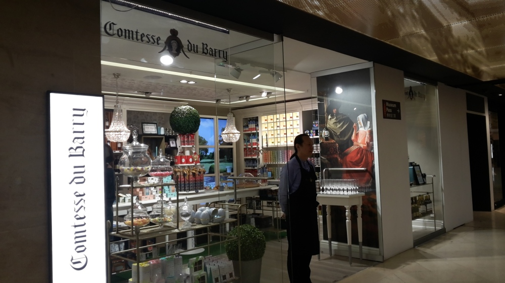 Boutique comtesse du barry