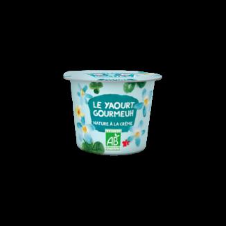 Les 2 Vaches ® Gourmeuh Nature à la crème